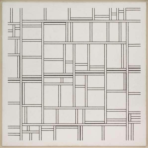 Order and Change (Black) 1 - Kenneth Martin