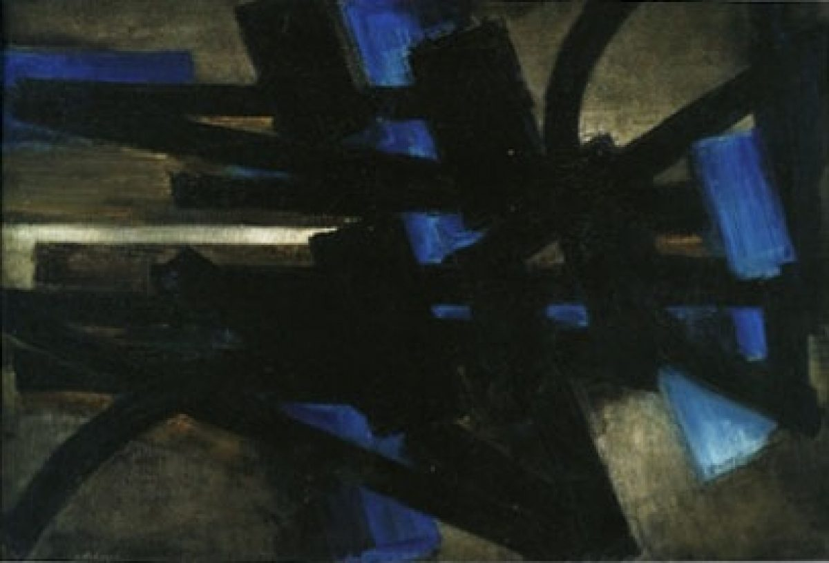1953 soulages