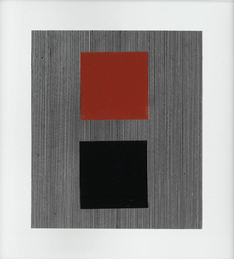 Jesús Rafael Soto Untitled limited edition
