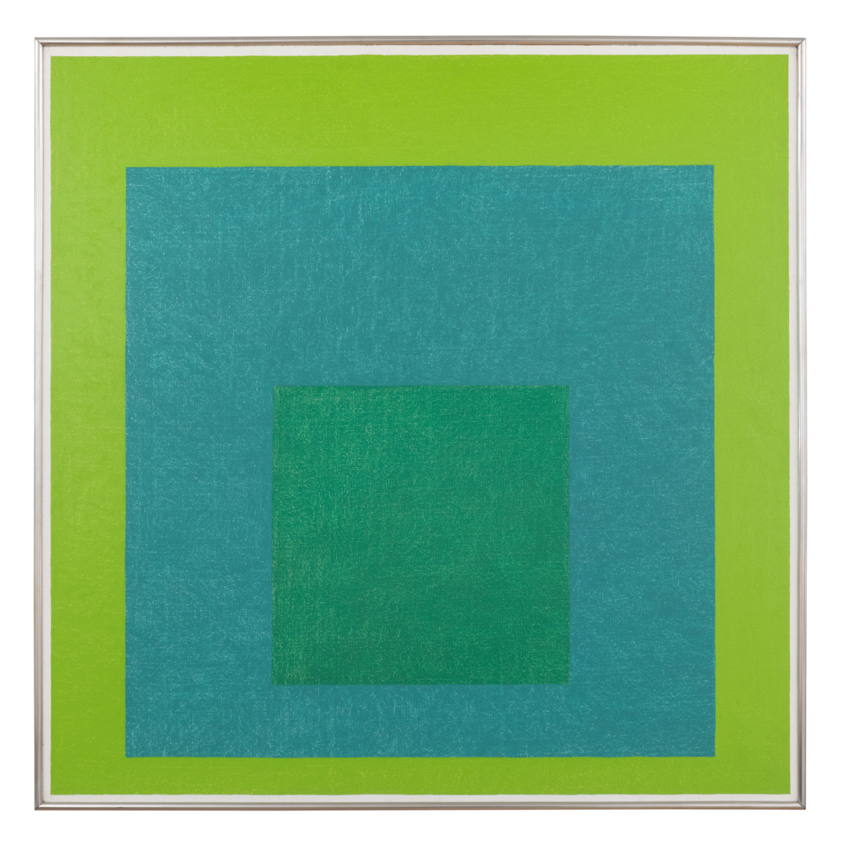 Josef Albers Homage to the Square 1959 original oil painting for sale