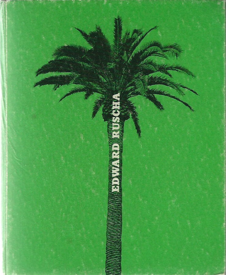 Ed Ruscha Ed-Werd Rew-Shay exhibition catalogue