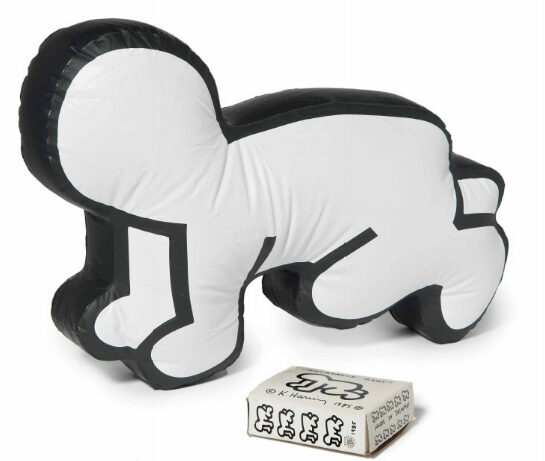 Keith Haring Inflatable Baby inflatable vinyl multiple