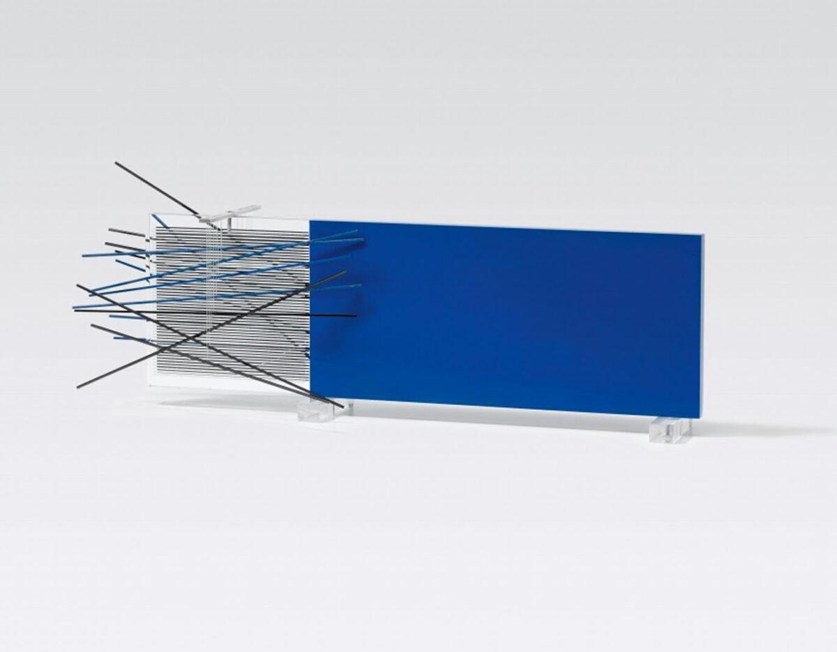 Jesús Rafael Soto Kinetic Object limited edition multiple