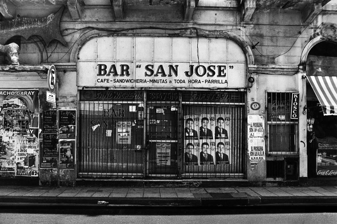 Geraldine Lanteri Bar San Jose original C-type print from the edition of 30 for sale