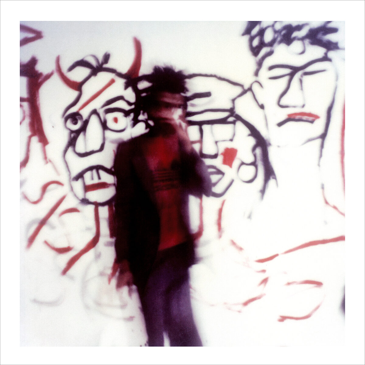 Maripol Jean-Michel Basquait original pigmented archival ink on Hahnemuehle paper signed by artist for sale
