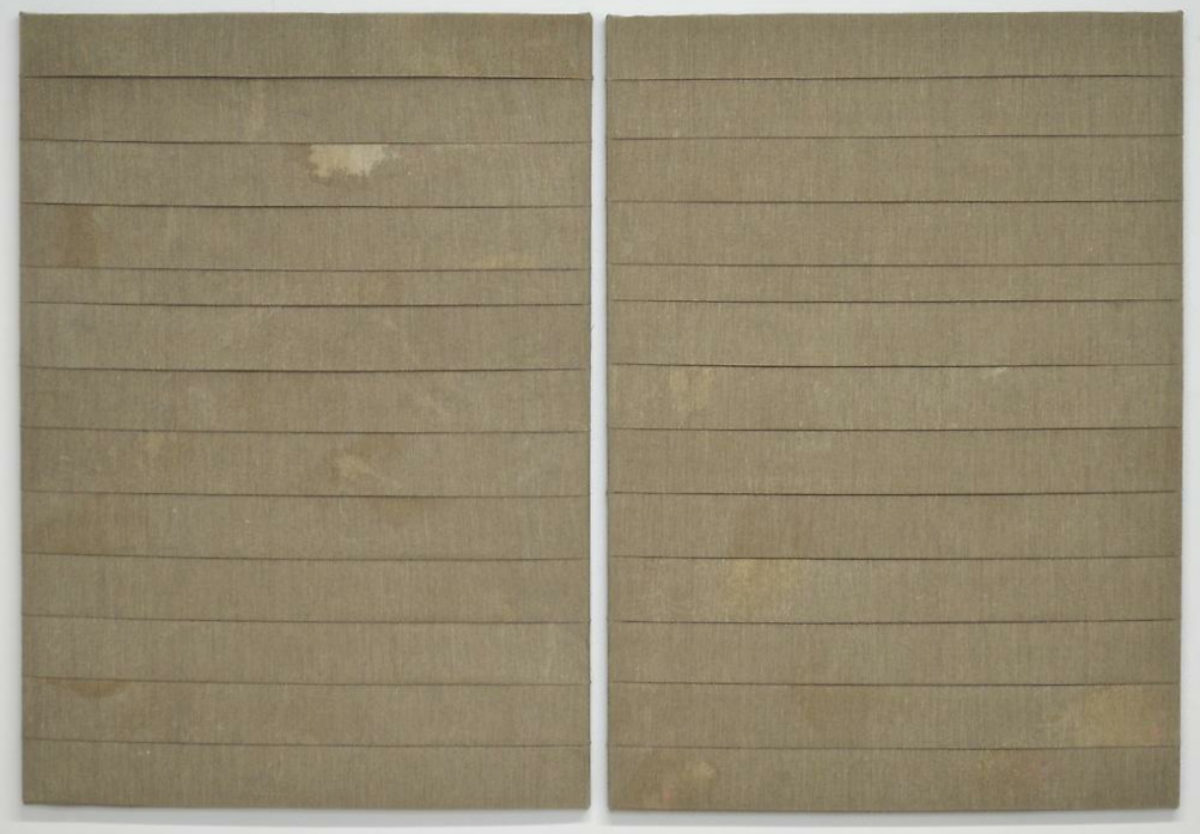 Diiorio Untitled diptych