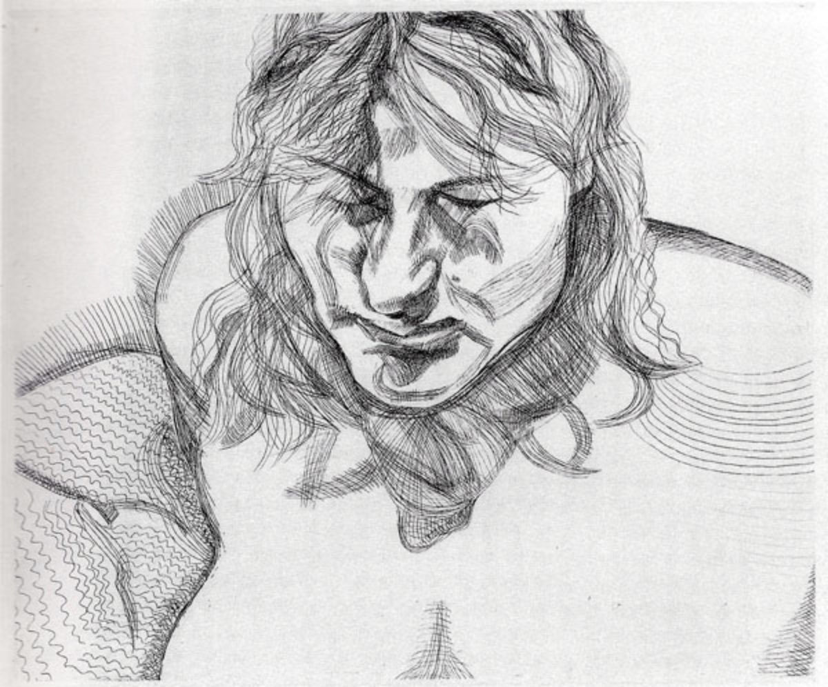 FREUD Head and Shoulders 1982 1