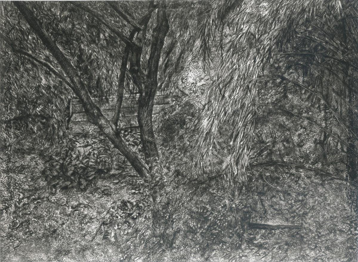 FREUD Painters Garden 2004