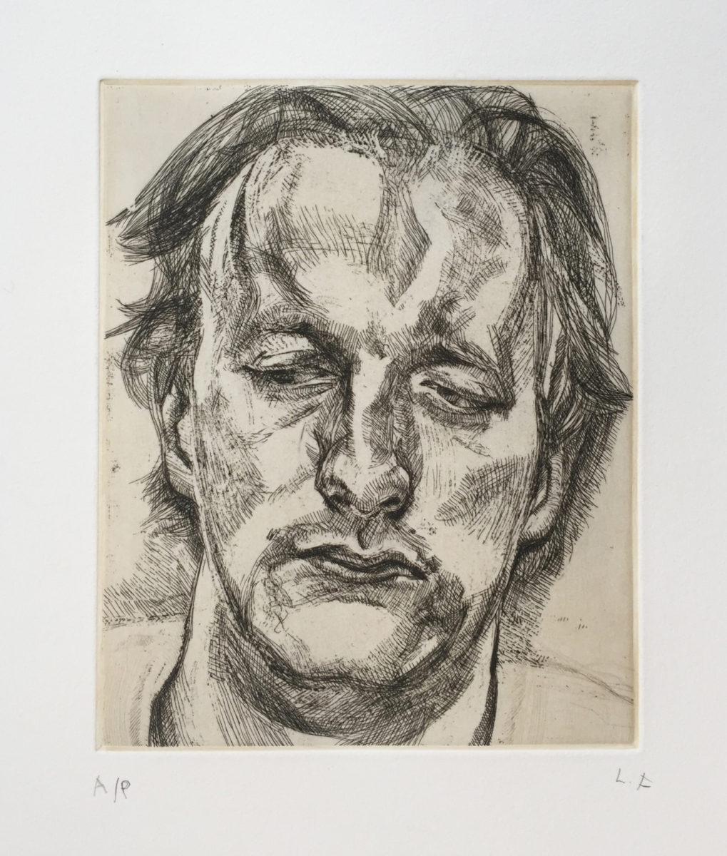 Freud Head of a Man AP Figura 66