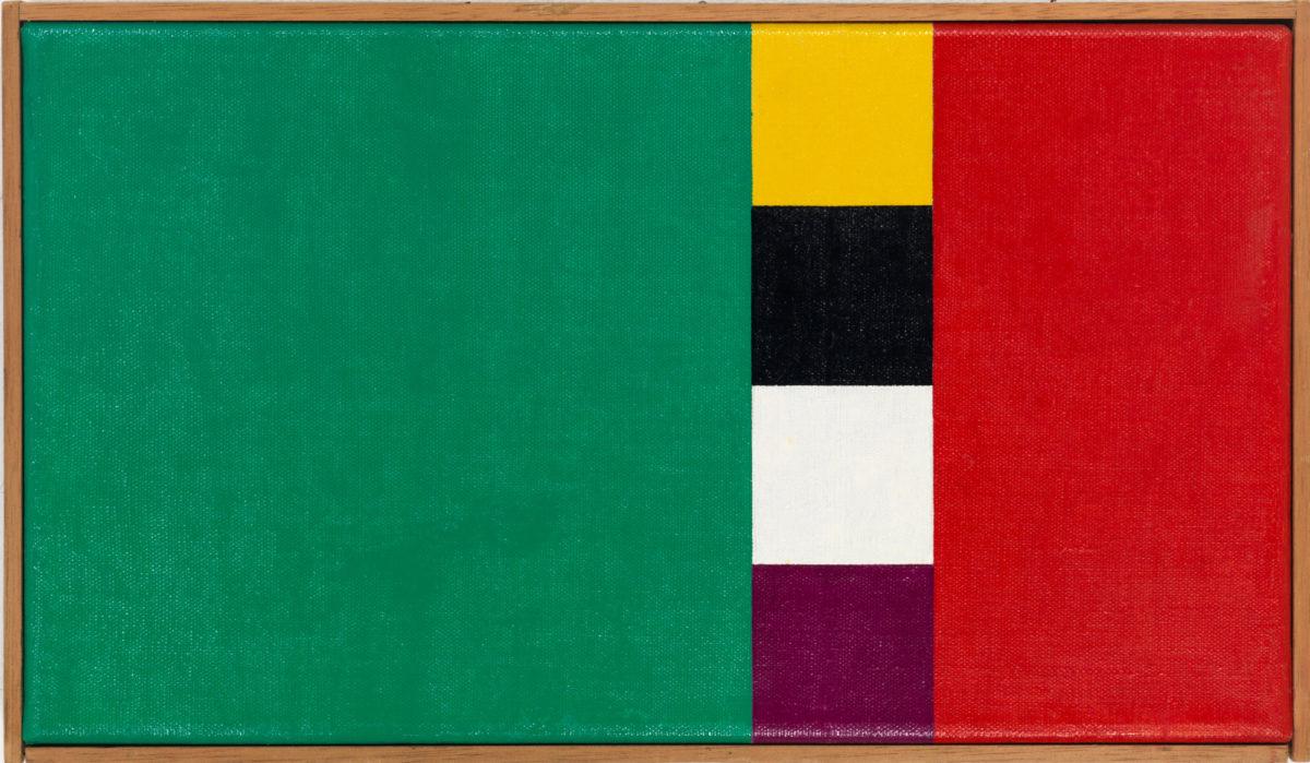 GRAESER Konkretion mit drei Farbkomplementen CG M 1 001 L