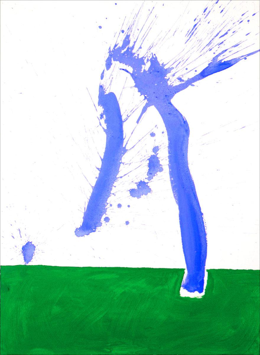 Motherwell Watercolour 1