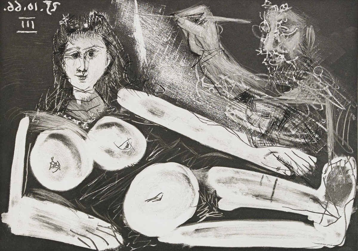 Picasso modele crop