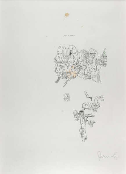 Main Platform - Jean-Michel Basquiat