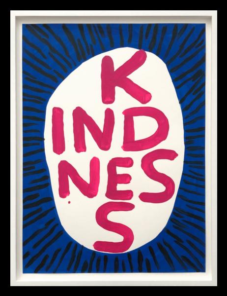 Kindness - David Shrigley
