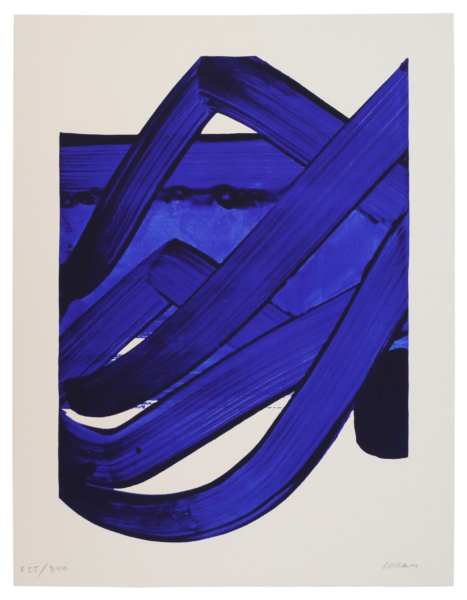 Sérigraphie n° 18 - Pierre Soulages