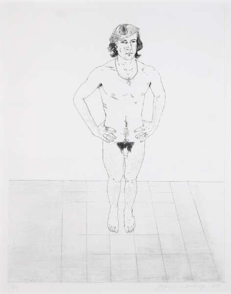 Peter - David Hockney