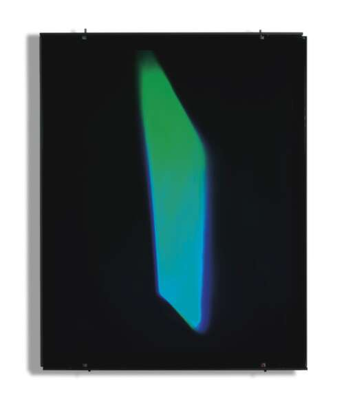 Hologram #13 - James Turrell