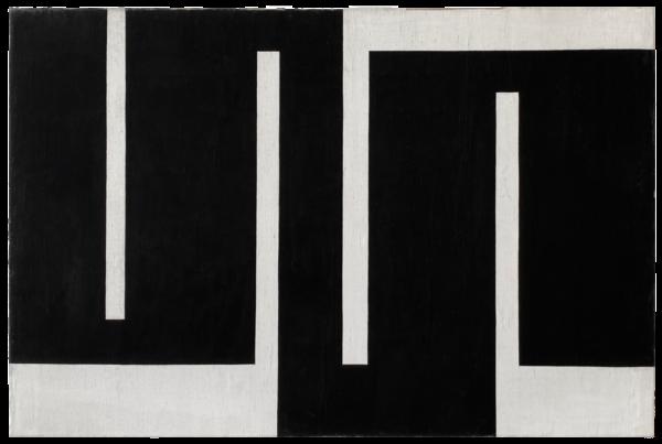 Meander, Composition A - Julije Knifer
