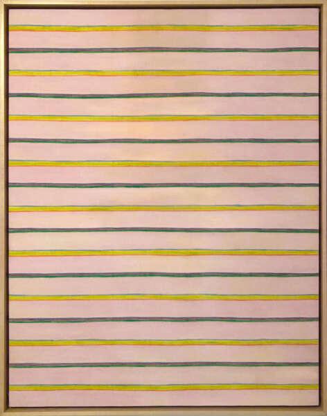 Pin Stripes - Gene Davis