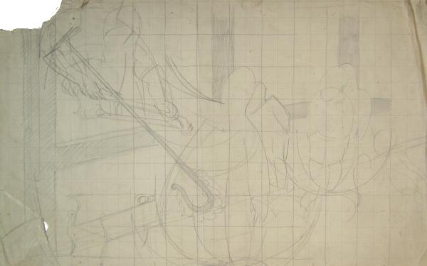 Untitled - Stanley Spencer