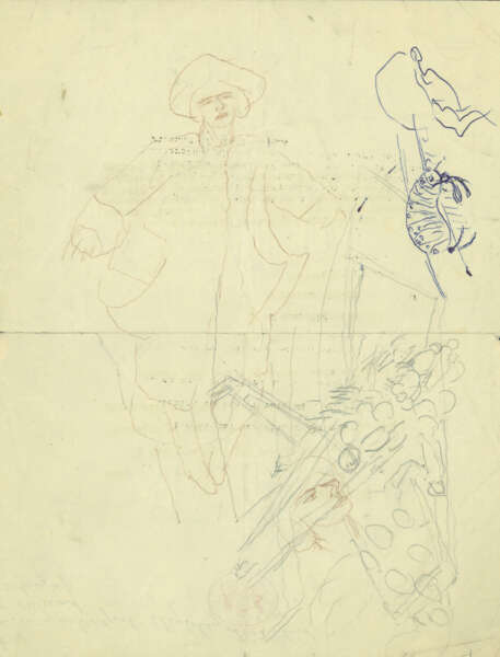 Figure Studies - Stanley Spencer