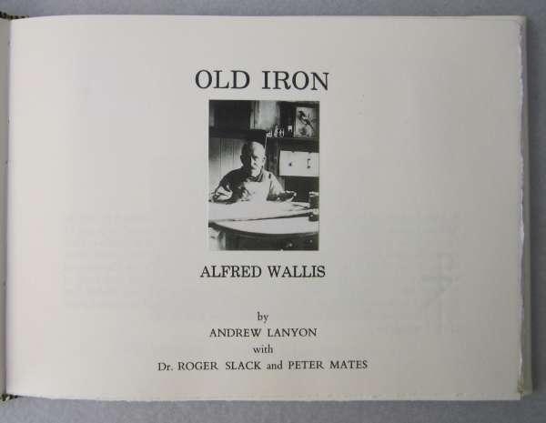Old Iron : Alfred Wallis - British Art