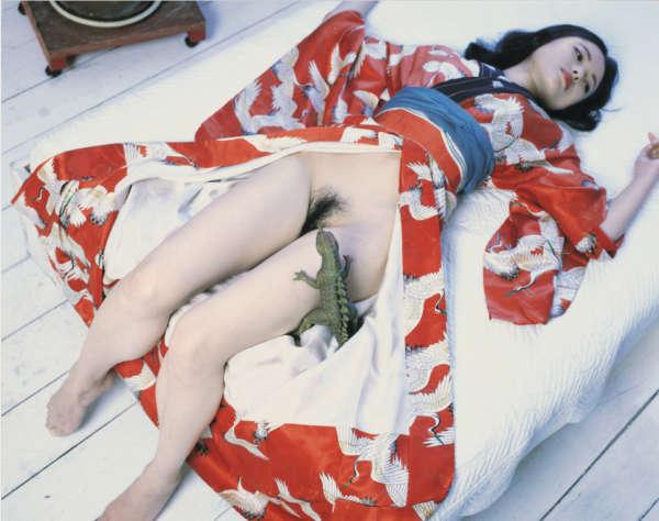 Untitled (Kaori, 2004) - Nobuyoshi Araki