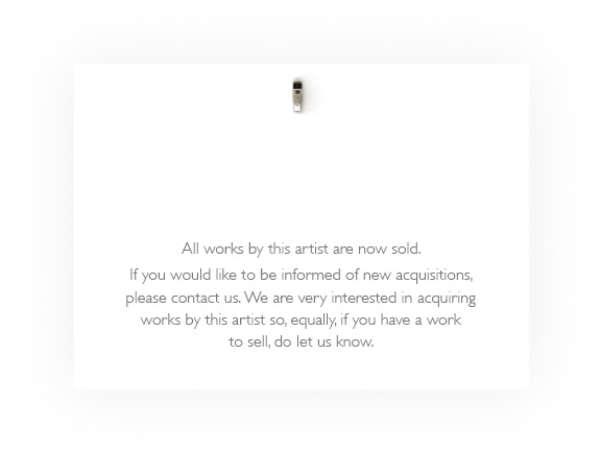 Art Sold -