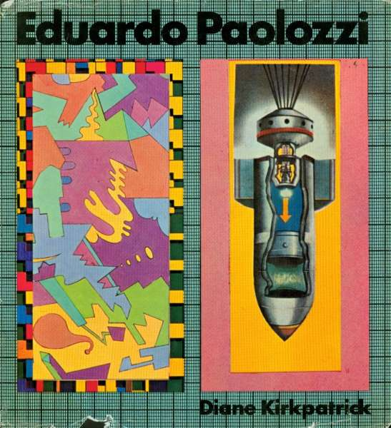 Eduardo Paolozzi - British Art