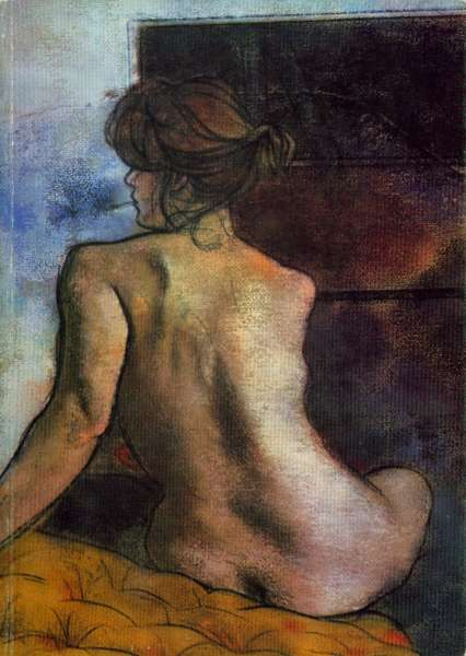 R. B. Kitaj: Pastels and Drawings - British Art