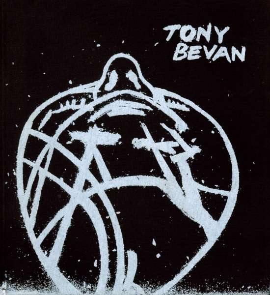 Tony Bevan - British Art