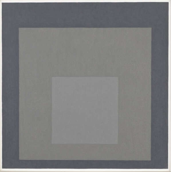 Study for Homage to the Square - Josef Albers