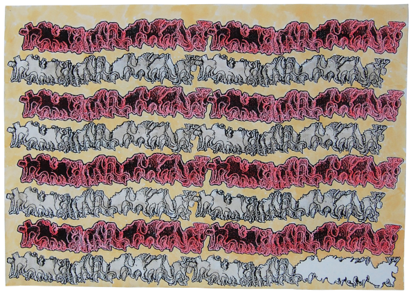 Untitled - Marc Camille Chaimowicz