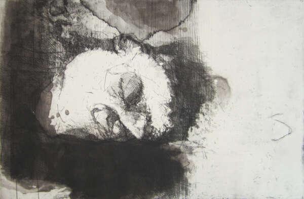 Bruise - Hughie O'Donoghue