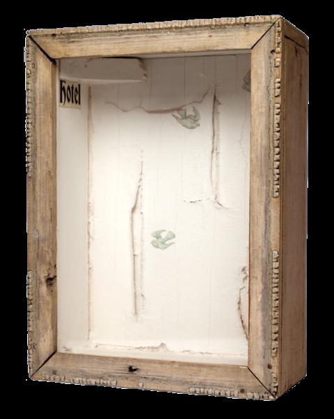 Hotel Box - Joseph Cornell