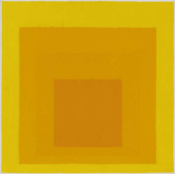 Homage to the Square - Josef Albers