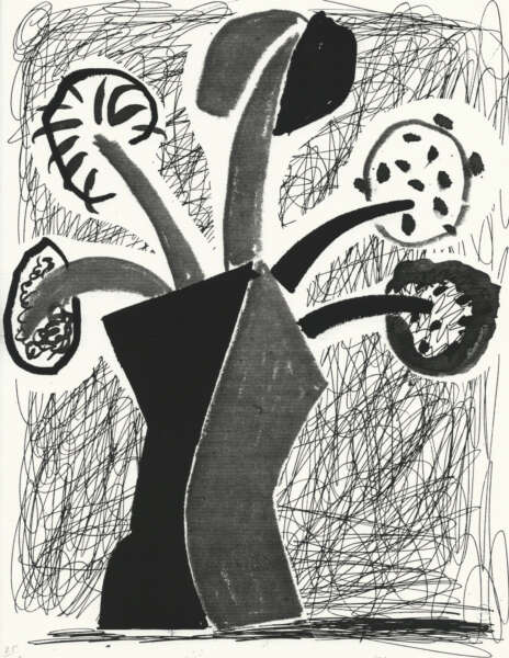 Growing - David Hockney
