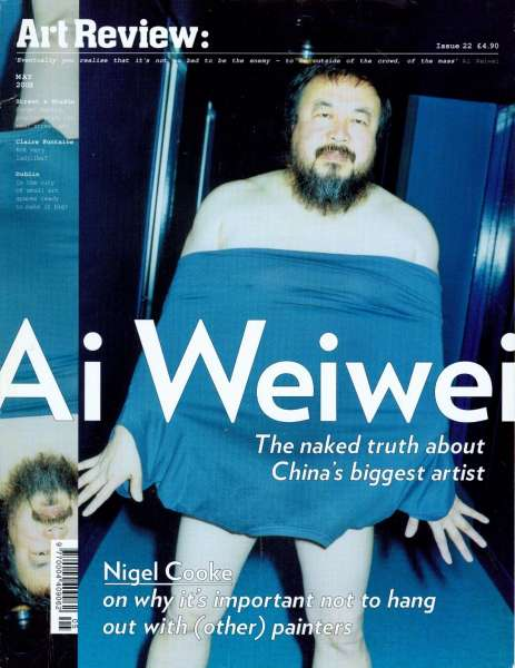 Art Review - Ai Weiwei - Chinese Art