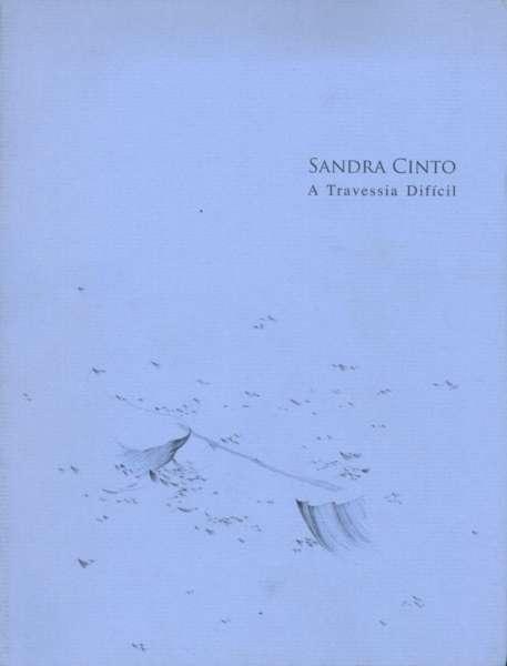 Sandra Cinto: A Travessia Difícil - Sandra Cinto