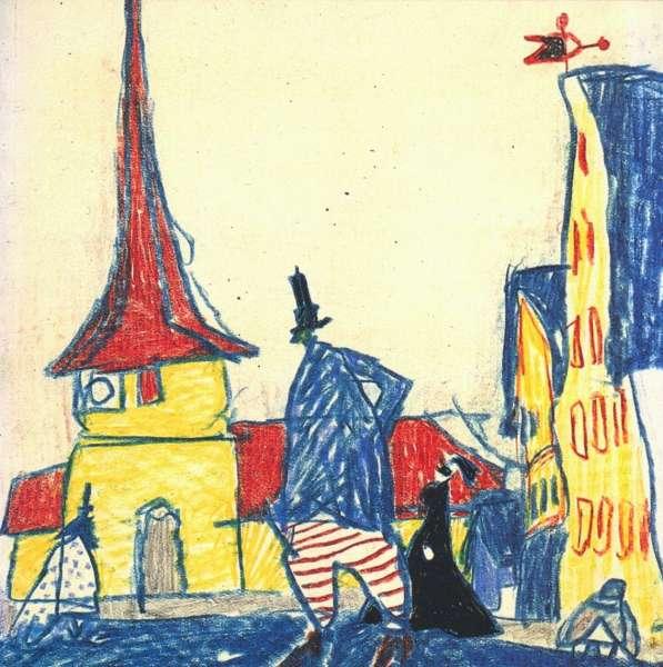 Lyonel Feininger : Figurative drawings, 1908-1912 - Lyonel Feininger