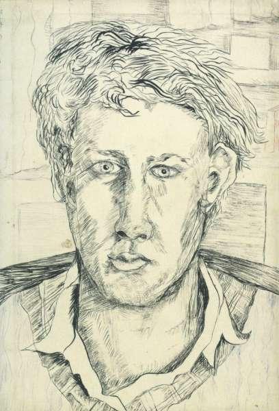 Lucian Freud - Drawings 1940 - Lucian Freud