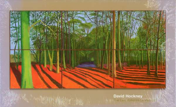 David Hockney - The East Yorkshire Landscape - David Hockney