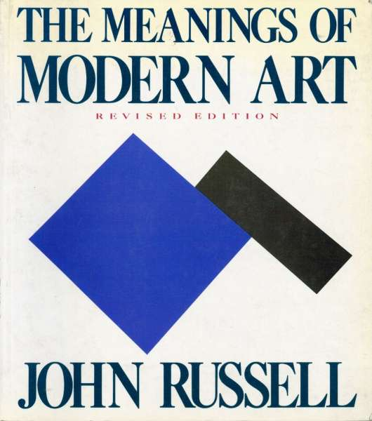 The Meanings of Modern Art - Impressionist & Modern Art