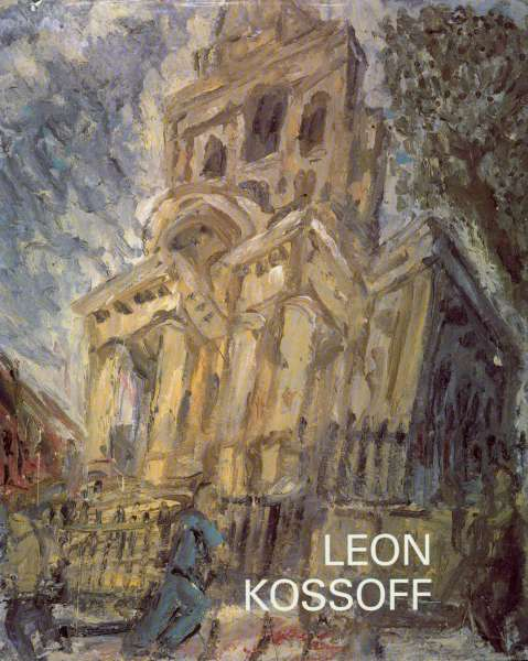 Leon Kossoff (Tate Gallery) - Leon Kossoff