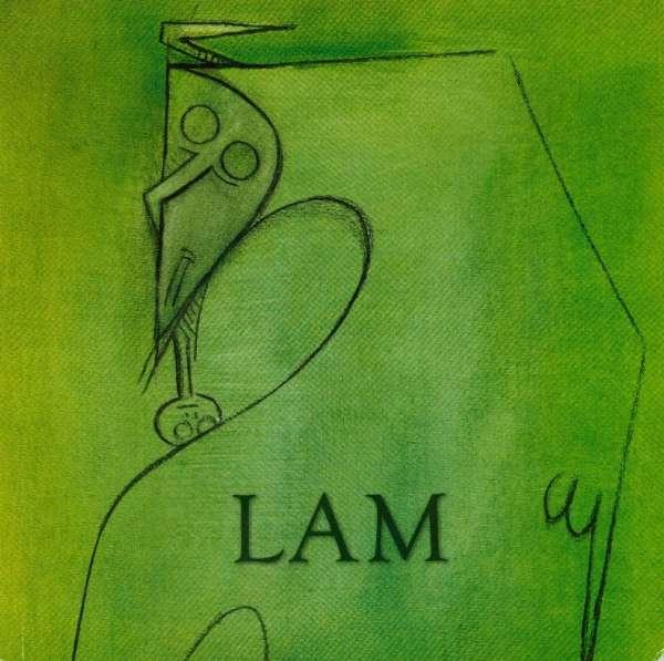 Wifredo Lam - The Messenger - Wifredo Lam
