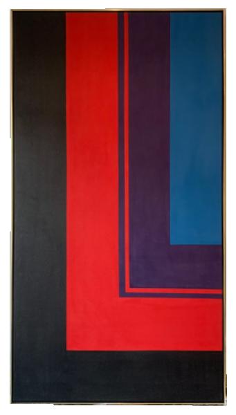 Untitled - Howard Mehring