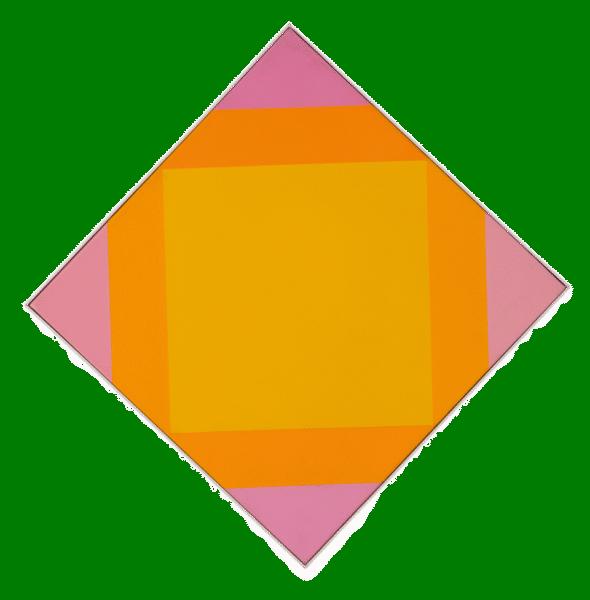 Strahlung aus gelbem Kern - Max Bill