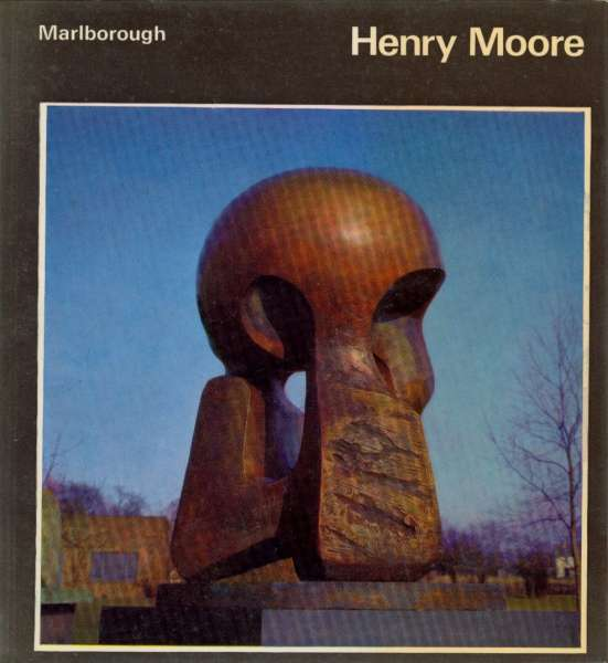 Henry Moore (Marlborough 1965) - British Art