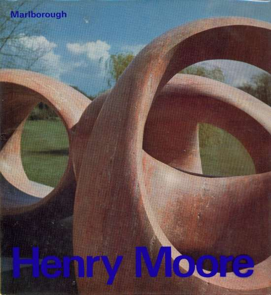 Henry Moore Carvings 1923 - 1966 - British Art