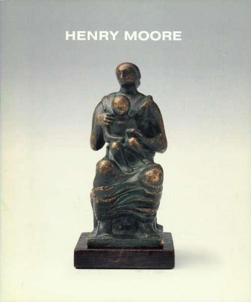 Henry Moore - Bronzen und Zeichnungen - British Art